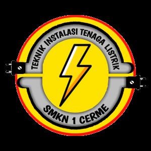 Logo Teknik Instalasi Tenaga Listrik SMK Negeri 1 Cerme Gresik
